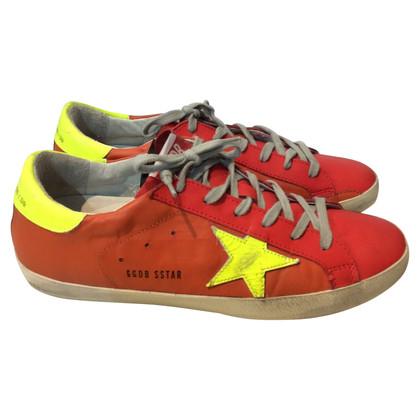 Golden Goose chaussures de tennis