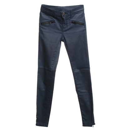 Current Elliott Blue jeans with coating