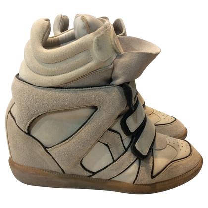 Isabel Marant chaussures de tennis