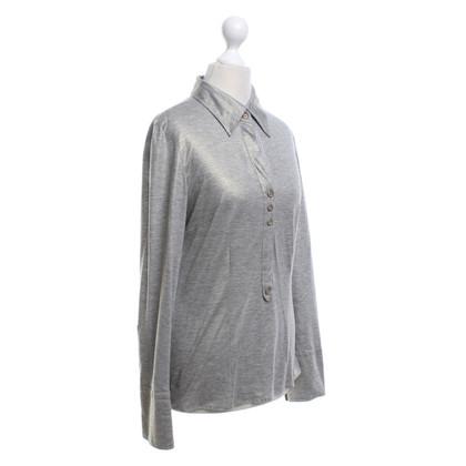 Luisa Cerano Goudkleurige blouse
