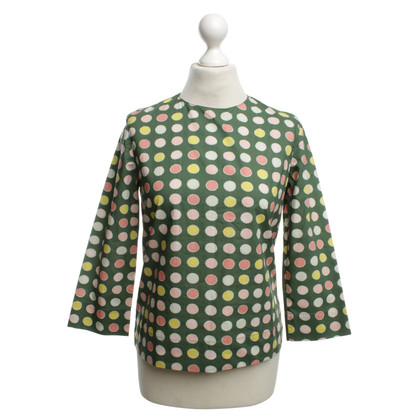 Marni Dotted blouse