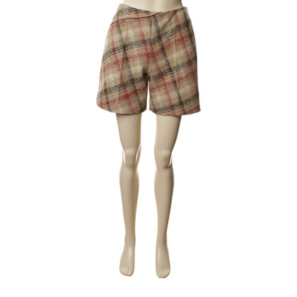 Carven Shorts with check pattern