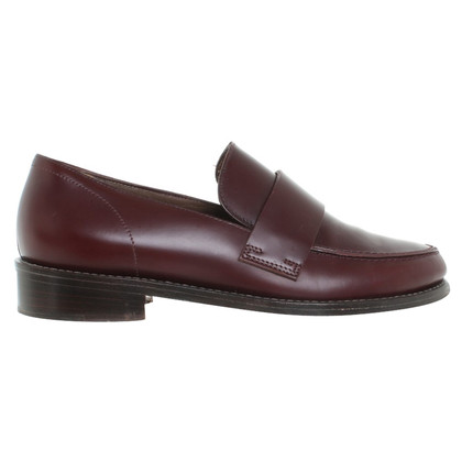 Marni Loafers in Bordeaux