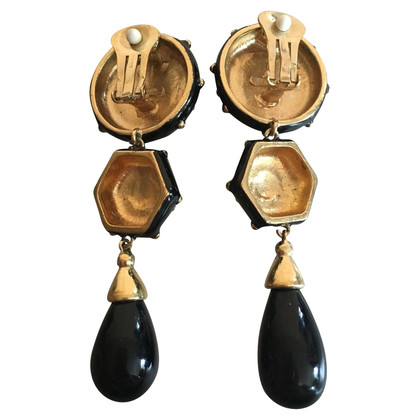 Valentino  Earring in black / gold