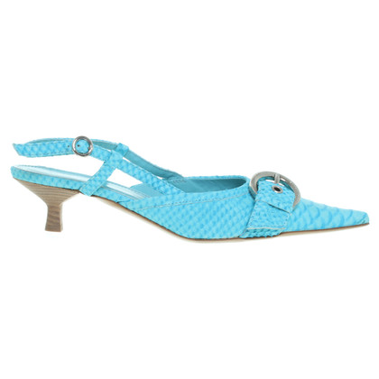 Coccinelle Sandals turquoise