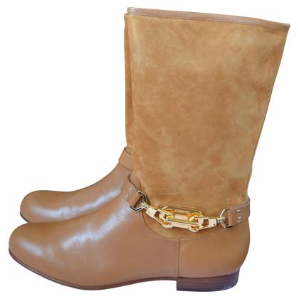 Rachel Zoe Leren laarzen
