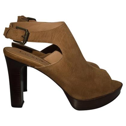 Ralph Lauren Peep-toes