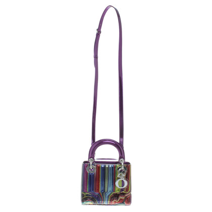 Christian Dior Lady Dior Bag Ian Davenport Art Collection