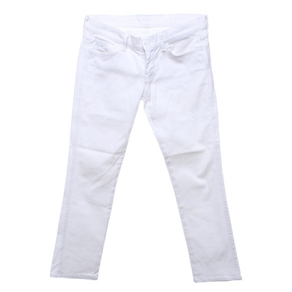 7 For All Mankind Jeans in het wit