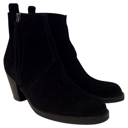 Acne Pistol Boots Suede
