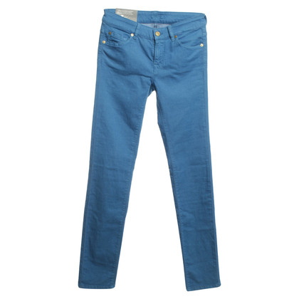 7 For All Mankind Pantalon Skinny-Fit