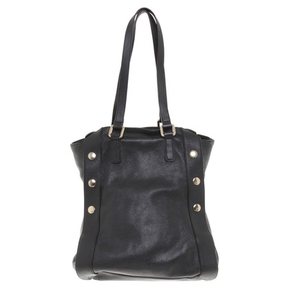 Coccinelle Tote bag in black