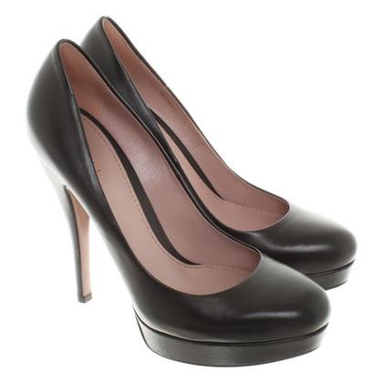 Gucci pumps in zwart