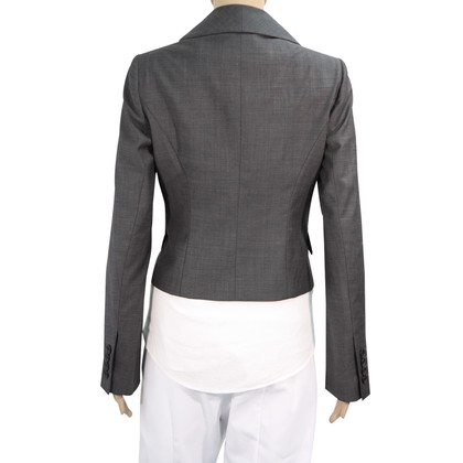Karen Millen Wooljacket in grey