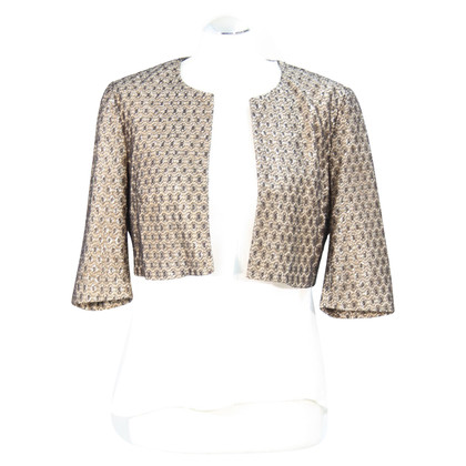 French Connection Lace bolero in Beige