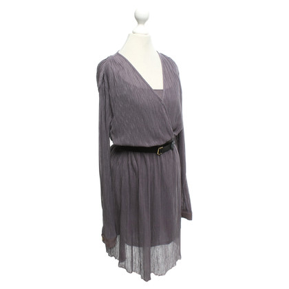 Kaviar Gauche Dress with pleats