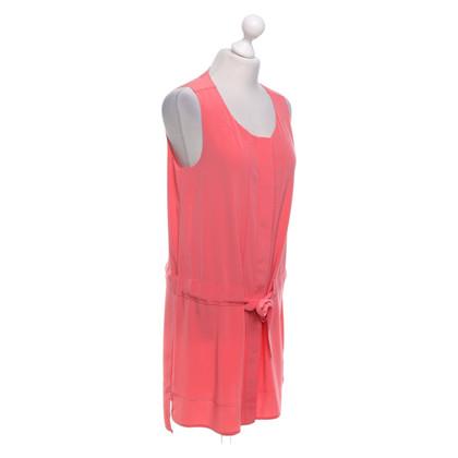 Rag & Bone Dress in coral red
