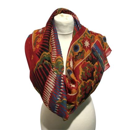 Valentino Cashmere cloth with motif