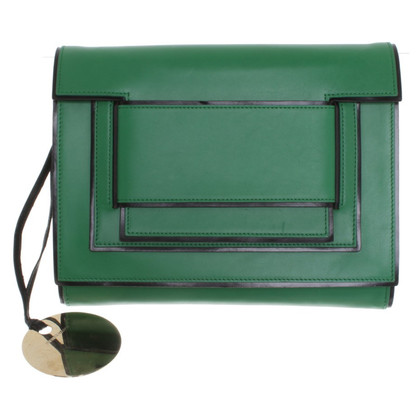 Pierre Hardy Shoulder bag in green