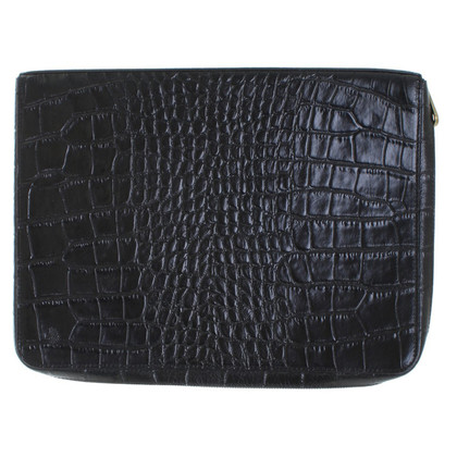 Mulberry Holder in black