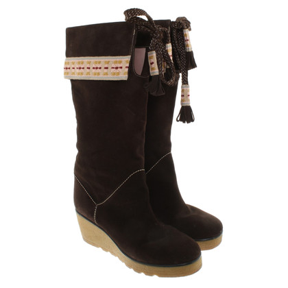 Marc by Marc Jacobs Stiefel in Braun