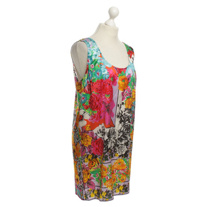 Versace Top with floral pattern