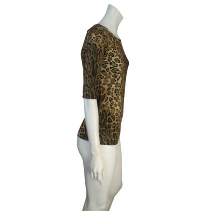 Marc Cain Shirt luipaard print