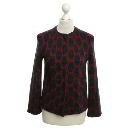 Odeeh Blazer with pattern