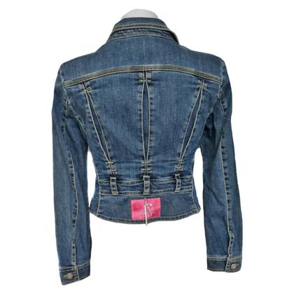 Blumarine Giubbino in jeans