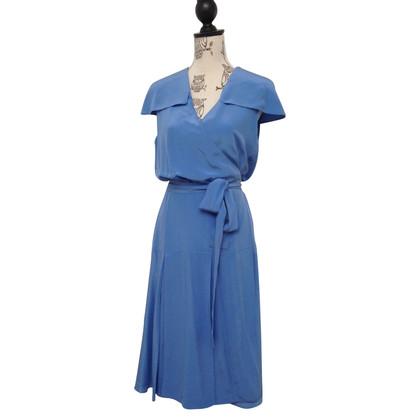 Burberry silk dress