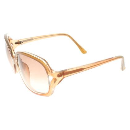 Marni Sonnenbrille in Altrosé