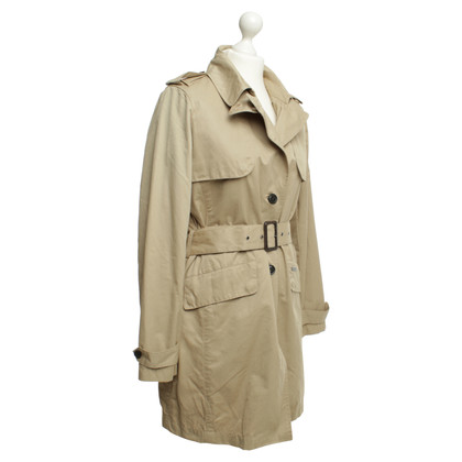 Woolrich Cappotto beige