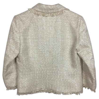 Blumarine Tweed-Blazer