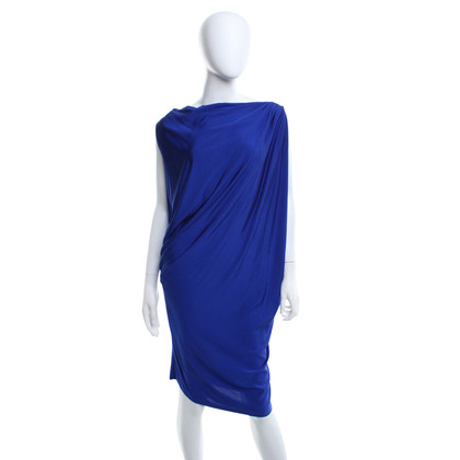 P.A.R.O.S.H. Dress in blue