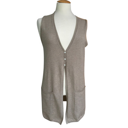 Allude Fine knit vest