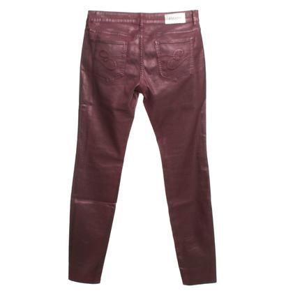 Escada Coated jeans