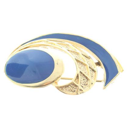 Balenciaga Gouden broche