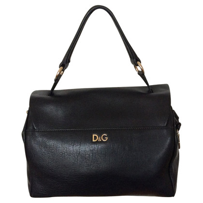 """Dolce & Gabbana """"Dory"""" in nero"""