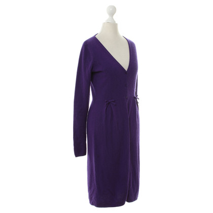 FTC Cashmere dress in purple
