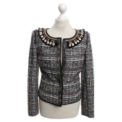 Matthew Williamson Bouclé blazer Tricolor