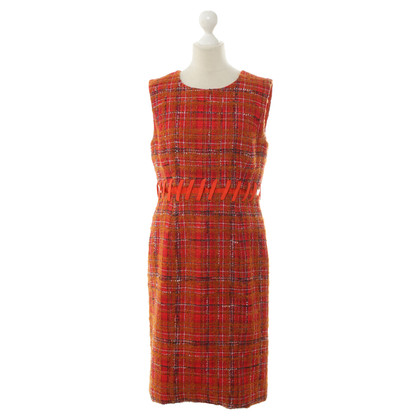 Carolina Herrera Dress in Orange
