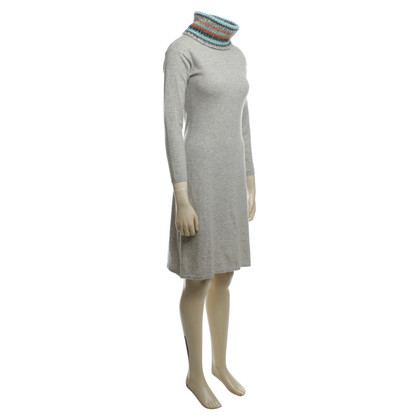 Malo Cashmere Turtleneck dress