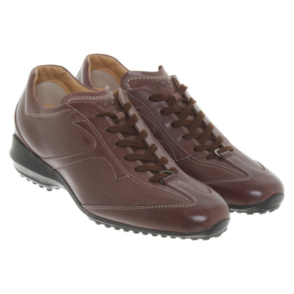 Tod's Lace-up shoes in brown