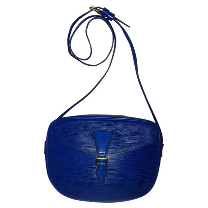 "Louis Vuitton ""Jeune fille EPI leather"" in blue"