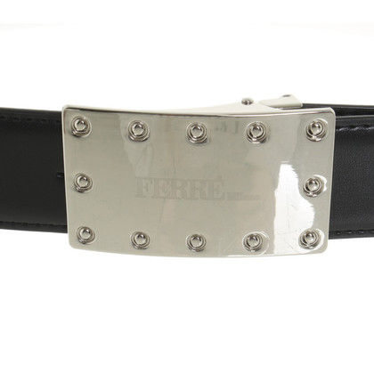 Ferre Belt in black
