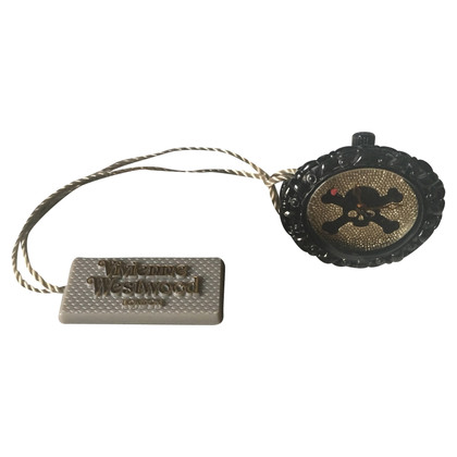 Vivienne Westwood Ring mit Uhr
