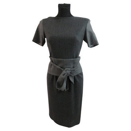 Guido Maria Kretschmer Sheath dress with sash