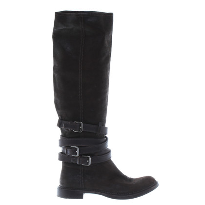 Miu Miu Winter boots in Brown