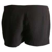 Chloé Schwarze Shorts