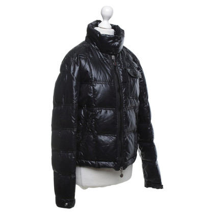 Moncler Down jacket in blue